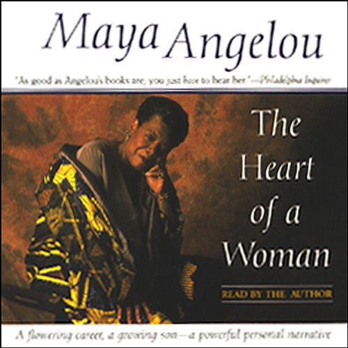 The Heart of a Woman audiobook cover art