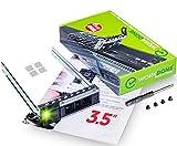 """WORKDONE Portaunidades HDD Caddy 3.5"""" para DELL PowerEdge - 14.ª G. R340 R440 R540 R640 R740 R740xd2 R6415 R7415 R7425 X7K8W - Bandeja de Rail SAS Cambio en Caliente (Hot-Swap) - Fácil Instalación"""