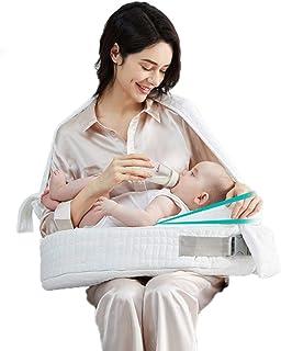Breastfeeding Pillows Pregnant Woman Pillow Feeding Pillow Breastfeeding Pad Waist Pad Learning to Sit On The Pillow Safety Fence Lumbar Pillow Waist Stool