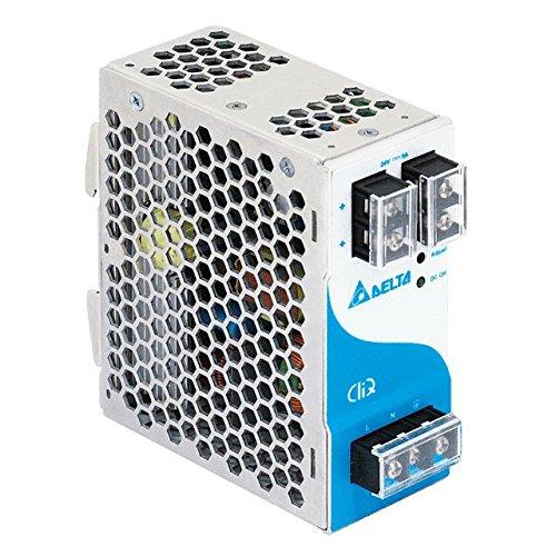 Delta Electronics schakelende voeding DRP024V120W1AA 24 Volt / 5,0 Amp. DIN-rail