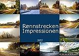 Rennstrecken Impressionen (Wandkalender 2022 DIN A2 quer)