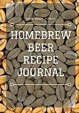 Homebrew Beer Recipe Journal
