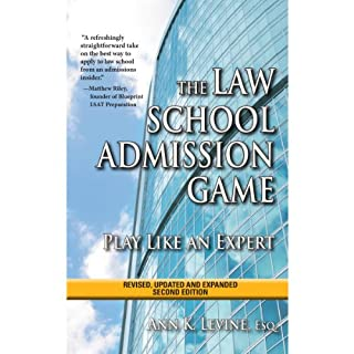 One l audiobook audible the law school admission game audiobook cover art malvernweather Image collections
