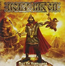 Day Of Vengeance by Holy Blood (2015-08-03)