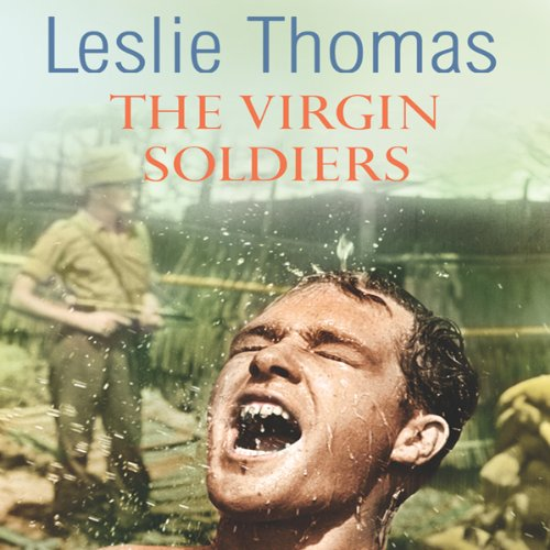 The Virgin Soldiers audiobook cover art