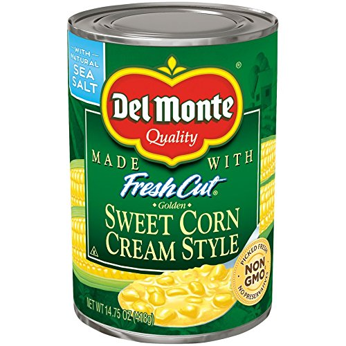 Del Monte Canned Fresh Cut Golden Ounce 14.75 Arlington Mall Cream Style Corn New Shipping Free Shipping