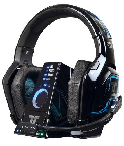 Halo 4 Warhead™ 7.1 Wireless Surround Headset (本サイトでの予約受付は、2012年10月11日開始予定です)