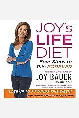 Joy's Life Diet Lib/E: Four Steps to Thin Forever Audio CD
