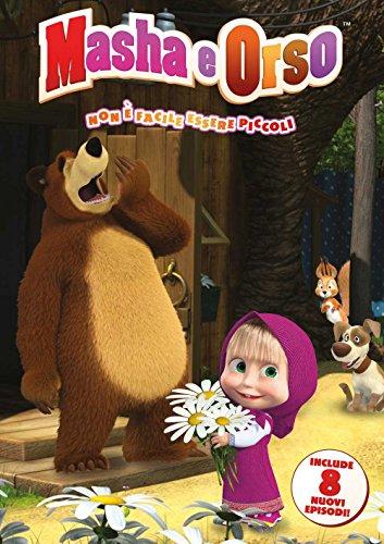 Masha e Orso - Non E  Facile Essere Piccoli (DVD)