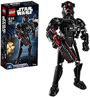 LEGO Star Wars Elite TIE Fighter Pilot 75526 Constraction Action Figure