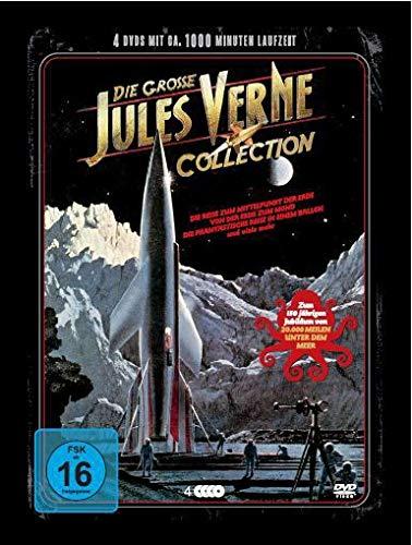 Die große Jules Verne Collection ( 12 - Filme Box) [4 DVDs]