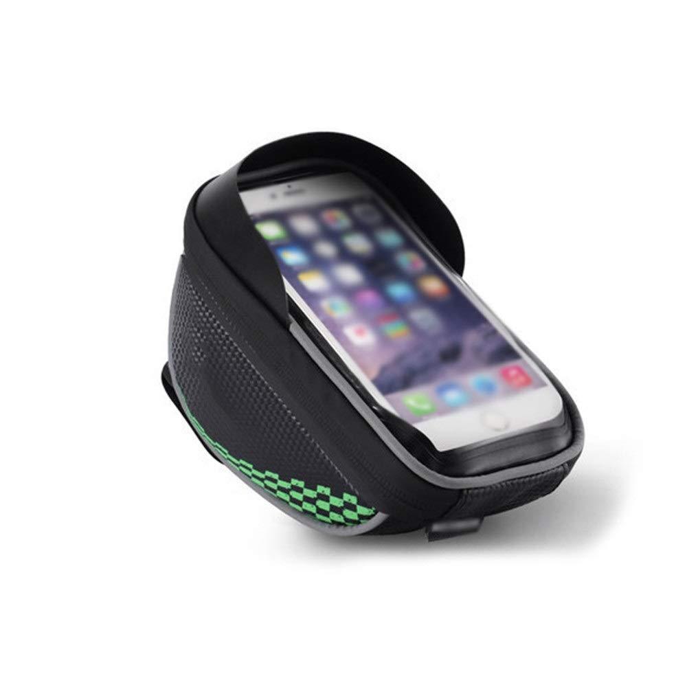 Bolsa de Bicicleta, Impermeable Bicicleta Manillar Smartphone ...