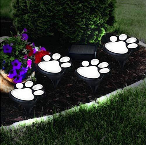 Solar Power Bear Claw Lamp Clever Night Light Outdoor Garden Lantern Led Landscape Solar Light Home Decoration Road Stud