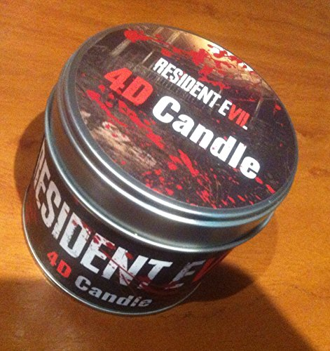 Resident Evil Official 4D Candle