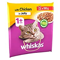 Delicious cat food slices for a convenient and fresh meal Wet cat food pouches for adult cats made with carefully prepared recipes 100 Percent complete and balanced meal with no artificial flavours, colours or preservatives Comes with balanced minera...