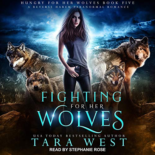 Fighting for Her Wolves cover art