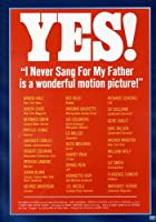 I Never Sang for My Father [DVD]