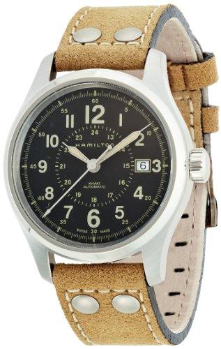 [ハミルトン] 腕時計 KHAKI FIELD AUTO(カーキ フィールド オート) H70595593 正規輸入品 ベージュ