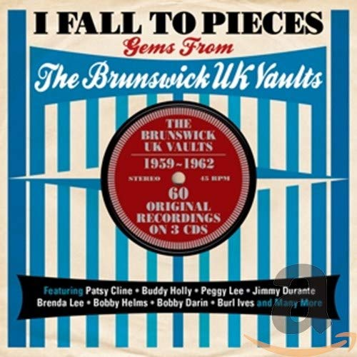 I Fall to Pieces-Gems from Brunswick UK Vaults