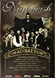 Nightwish - Imaginaerum, Tour 2012 » Konzertplakat/Premium