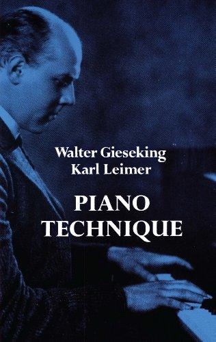Piano Technique (Dover Books on Music)