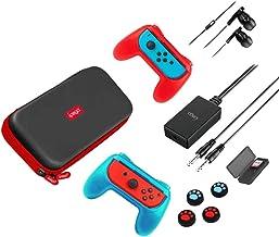 Ipega 18 Em 1 Conjunto De Acessórios Para Nintendo Switch Gamepad/TF cartão Estojo/polegar A3E6