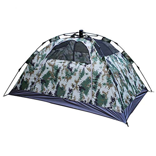 JLFSDB Tent Camping Tent Cabin Tent Beach Tent With A Closable Door 2 Man, Tents Anti UV For Beach, Garden Instant Cabin Tent