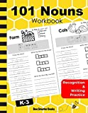 101 Nouns Workbook: For Recognition and Writing Practice