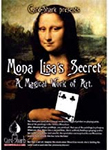 SOLOMAGIA Mona Lisa's Secret by Card-Shark - Original Item - Card Tricks - Trucos Magia y la Magia - Magic Tricks and Props