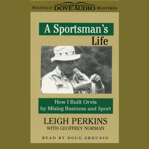 A Sportsman's Life audiobook cover art