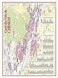 Carte des vins de Chinon