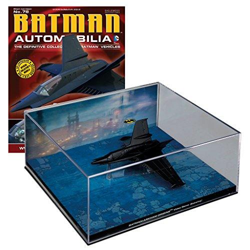 DC Comics - Batman Automobilia Collection Vehículos de Batman Nº 78 Arkham Origins Video Game