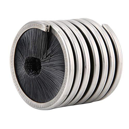 Kletterseil Reinigungsbürste, Outdoor-Kletter-Reinigungsbürste Caving Rope Cord-Reinigungsbürste Waschwerkzeug für Seildurchmesser zwischen 8-13 mm/0,3-0,5 Zoll