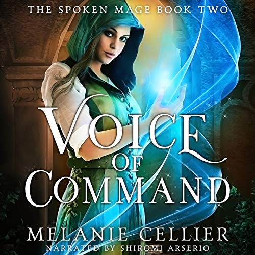 Voice of Command audiobook cover art