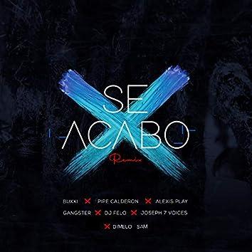 Se Acabó (Remix)