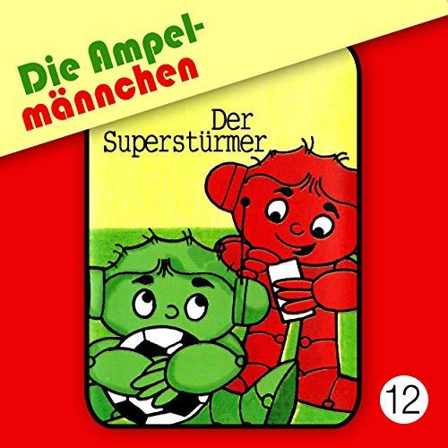 Der Superstürmer     Die Ampelmännchen 12              By:                                                                                                                                 Peter Thomas,                                                                                        Erika Immen                               Narrated by:                                                                                                                                 Volker Bogdan,                                                                                        Rainer Schmitt,                                                                                        Klaus Dittmann,                   and others                 Length: 53 mins     Not rated yet     Overall 0.0