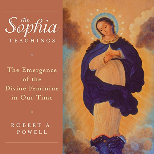 The Sophia Teachings audiobook cover art
