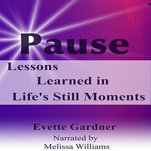Pause audiobook cover art