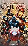 Marvel novels - Civil War: A Novel of the Marvel Universe: 2
