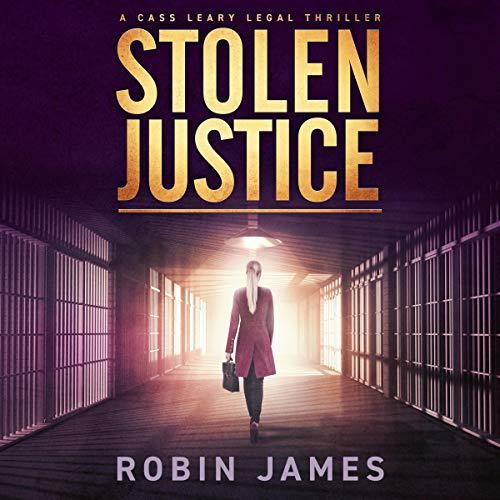 Stolen Justice audiobook cover art