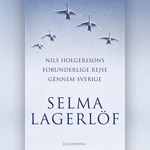 Nils Holgerssons forunderlige rejse gennem Sverige cover art