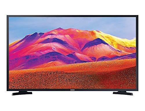 "Samsung UA-32T5300 32"" HD Multi-System Smart Wi-Fi LED TV w/HDMI Cable, 110-240V"