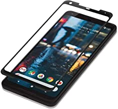 [2 Pack] Pixel 2 XL Screen Protector for Google Pixel 2 XL ,Glass [9H Hardness] [Ultra Clear] [Anti Scratch] [Bubble Free] [Case Friendly] HD 1