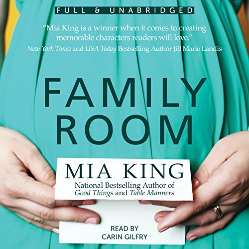 Family Room audiobook cover art