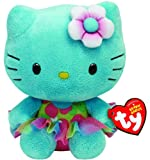 Hello Kitty Hello Kitty-29401 Peluche 25cm, Color Turquesa (41021TY)