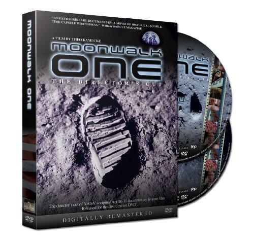 Moonwalk One - The Director's Cut [DVD] [Edizione: Regno Unito]