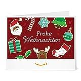 Amazon.de Gutschein zum Drucken (Weihnachtsplätzchen)