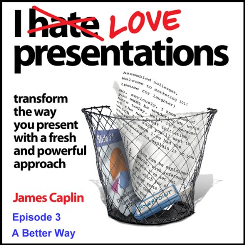 I Love Presentations audiobook cover art