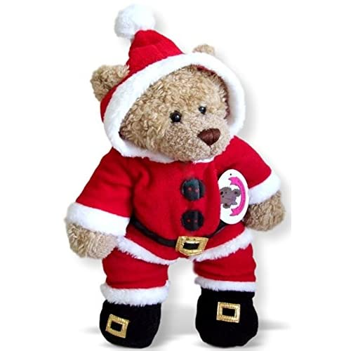 f2aa89fcd09 Build Your Bears Wardrobe 15-Inch Clothes Fits Build a Bear Santa All-in
