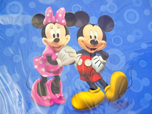Disney Junior Set of 12 Mickey Mouse Clubhouse & Minnie Paper Placemats